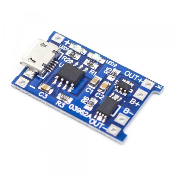 Modul incarcare baterie LiPo micro USB [0]