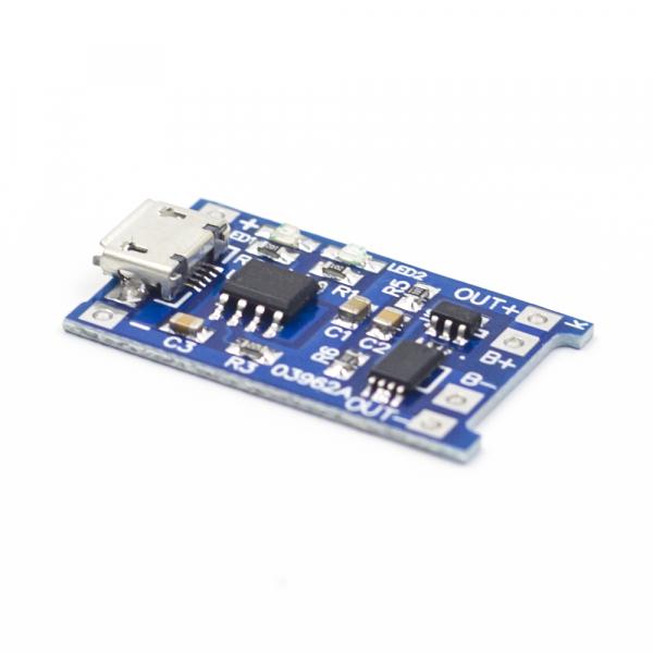 Modul incarcare baterie LiPo micro USB [4]