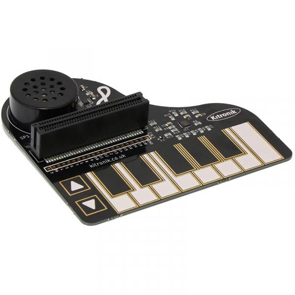 Modul pian monofonic Kitronik :KLEF Piano pentru BBC micro:bit 1
