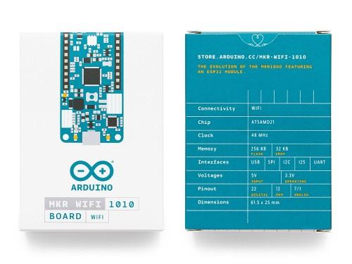Placa Arduino MKR WiFi 1010 3