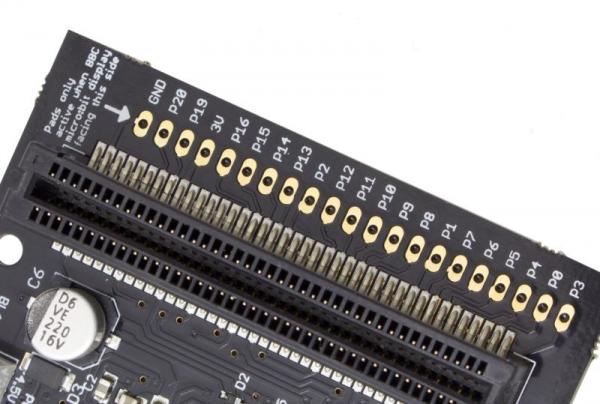 Placa driver motor pentru BBC micro:bit V2 2