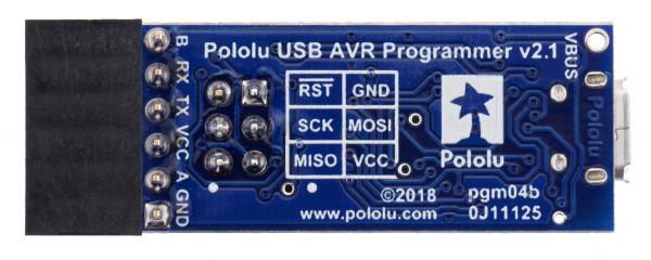 Pololu USB AVR Programmer v2.1 3
