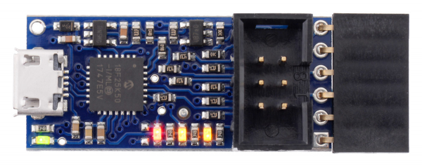 Pololu USB AVR Programmer v2.1 4