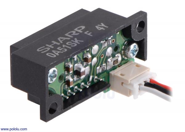 Pololu cablu JST ZH pentru senzorii de distanta Sharp GP2Y0A51 2