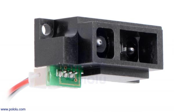 Pololu cablu JST ZH pentru senzorii de distanta Sharp GP2Y0A51 3