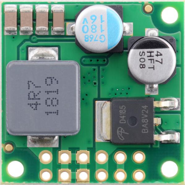 Regulator 12V 4.5A step-down Pololu D36V50F12 1
