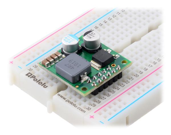 Regulator 12V 4.5A step-down Pololu D36V50F12 5
