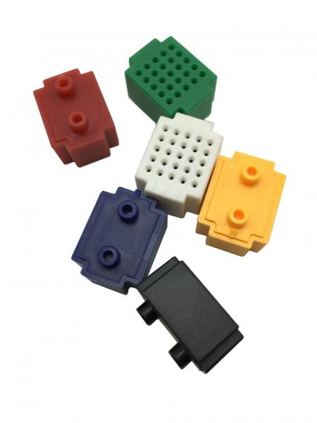 Set 6 placi mini breadboard cu placa de baza 2