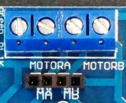 Shield driver motor L298P 3