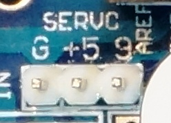 Shield driver motor L298P 4