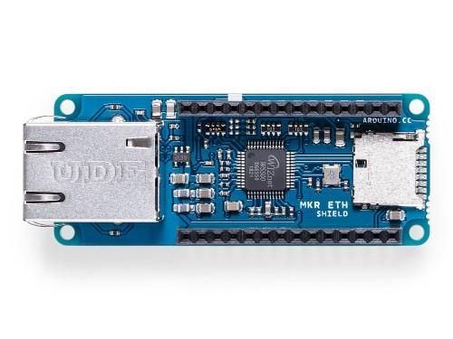 Shield Ethernet Arduino MKR ETH [3]