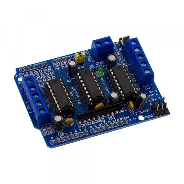 Shield driver motor stepper L293D [1]