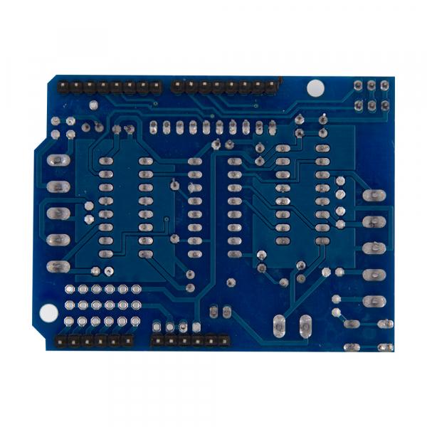 Shield driver motor stepper L293D [3]