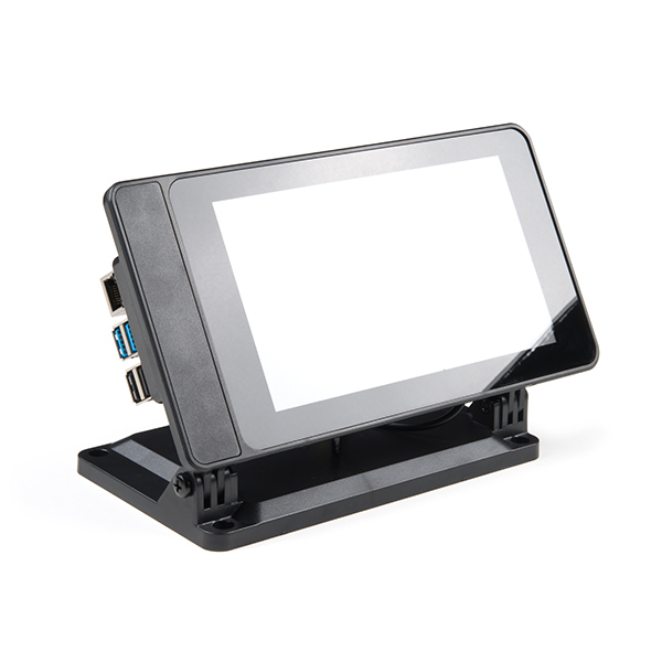 "SmartiPi Touch 2 carcasa/stand pentru Raspberry Pi 7"" LCD 7"