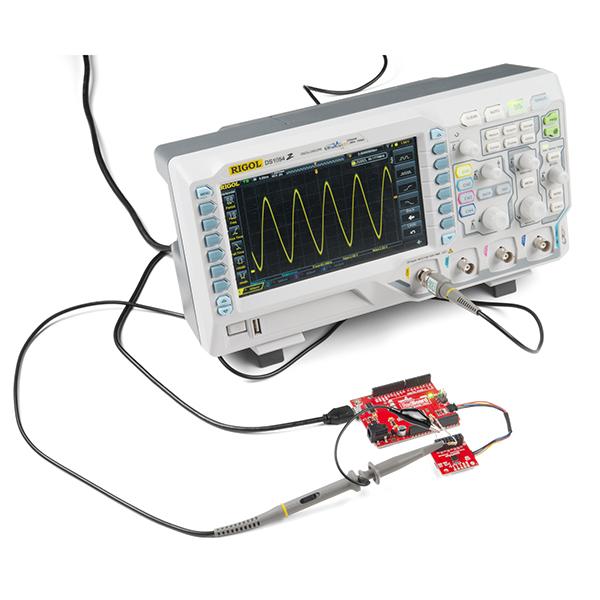 SparkFun 5P49V60 breakout generator ceas 5