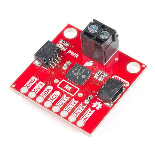 SparkFun MCP9600 breakout amplificator termocuplu (terminatii surub) 0