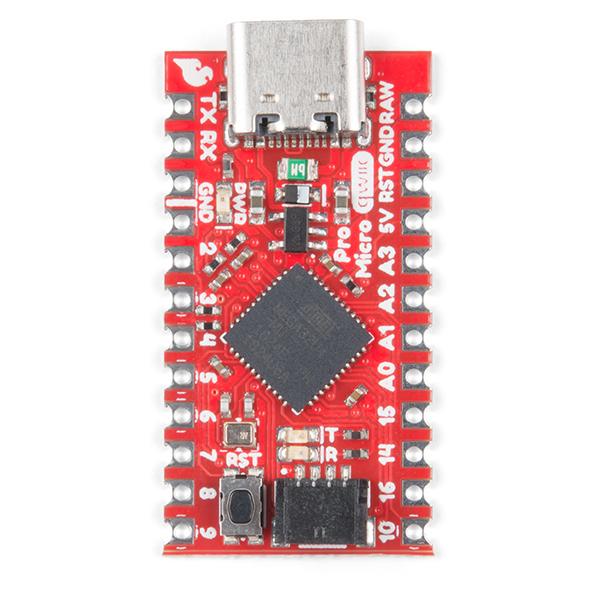 SparkFun Qwiic Pro Micro placa dezvoltare 2