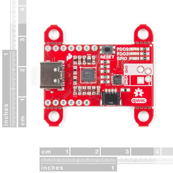 SparkFun modul alimentare USB-C (Qwiic) 1
