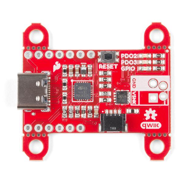 SparkFun modul alimentare USB-C (Qwiic) 3