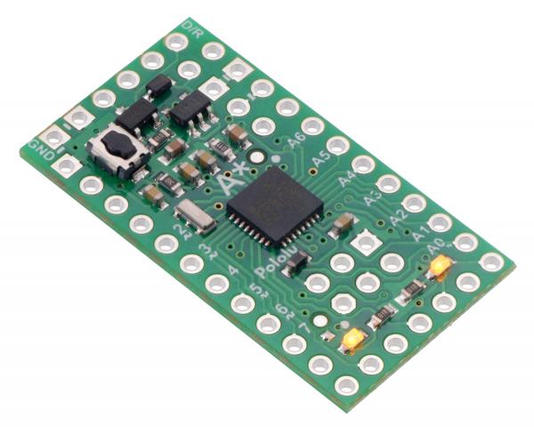 A-Star 328PB Micro - 3.3V, 12MHz compatibil Arduino 0