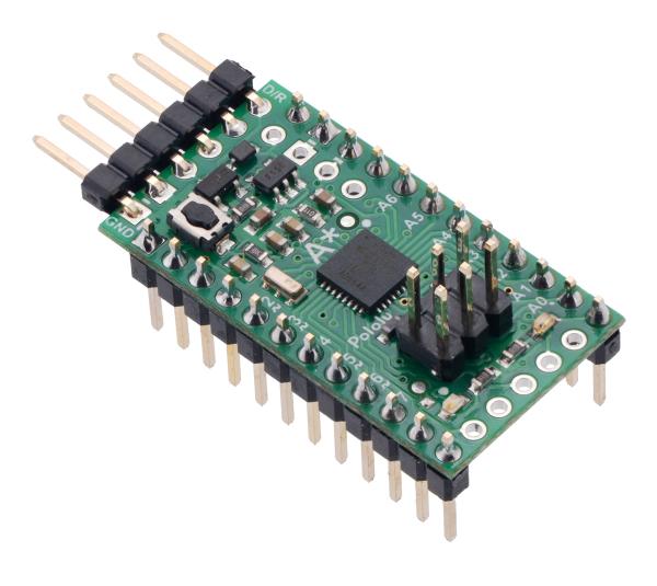 A-Star 328PB Micro - 3.3V, 12MHz compatibil Arduino 3