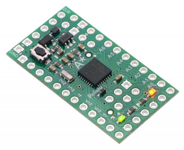 A-Star 328PB Micro - 3.3V, 8MHz compatibil Arduino 0