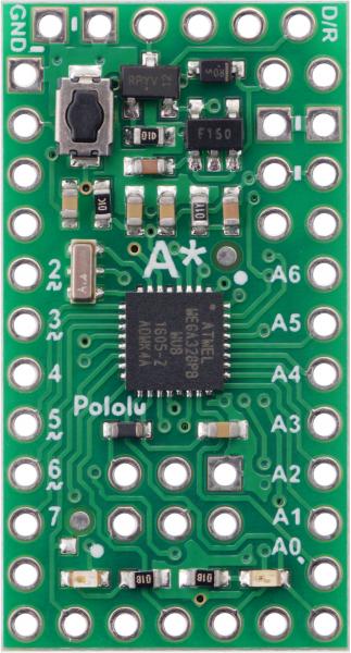 A-Star 328PB Micro - 3.3V, 8MHz compatibil Arduino 2