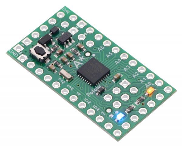 A-Star 328PB Micro - 5V, 16MHz compatibil Arduino 0