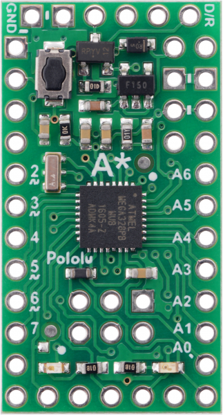 A-Star 328PB Micro - 5V, 16MHz compatibil Arduino 1