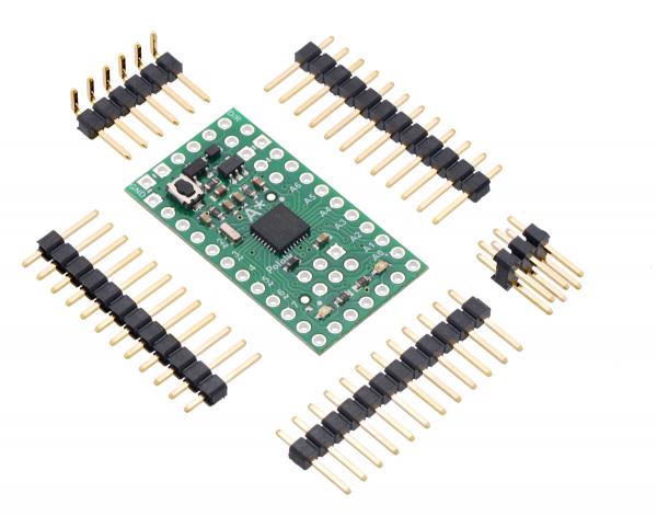 A-Star 328PB Micro - 5V, 16MHz compatibil Arduino 3