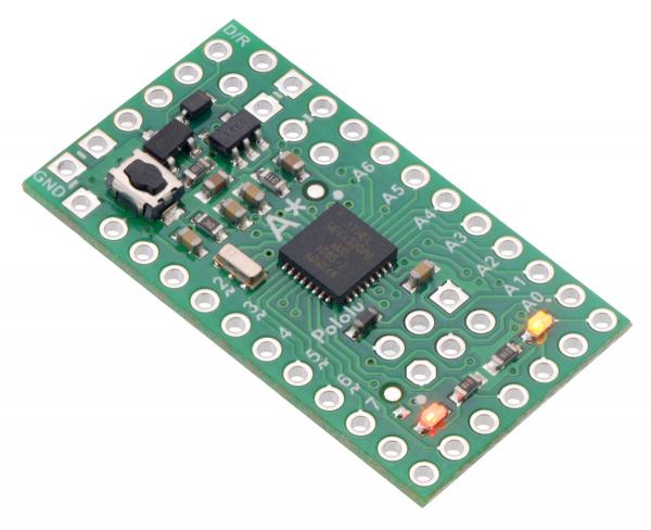 A-Star 328PB Micro - 5V, 20MHz compatibil Arduino 0