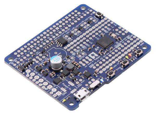 A-Star 32U4 Robot Controller LV cu Raspberry Pi Bridge 1