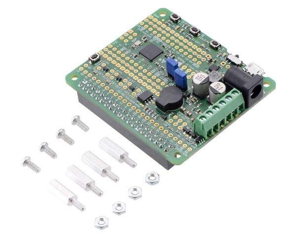 A-Star 32U4 Robot Controller SV cu conector pentru Raspberry Pi 0