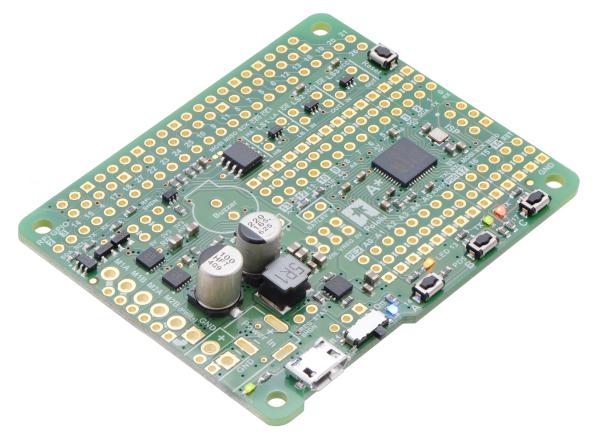 A-Star 32U4 Robot Controller SV  pentru Raspberry Pi (Fara conectori) [0]