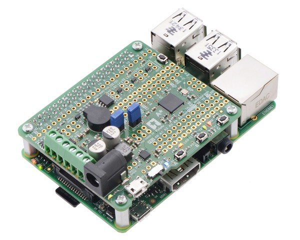 A-Star 32U4 Robot Controller SV cu conector pentru Raspberry Pi 2