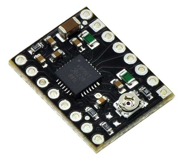 Driver motor stepper A4988 Black Edition 0