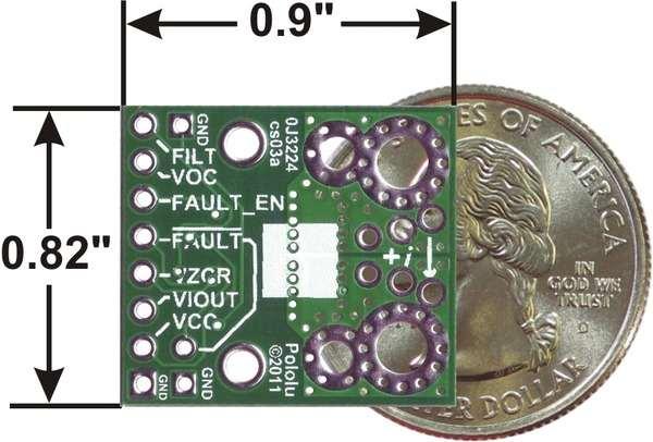 Senzor curent ACS709  -75A +75A 1