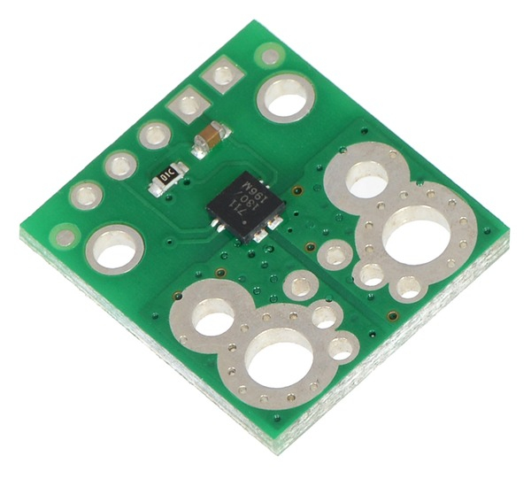 Senzor curent ACS711EX  -15.5A - +15.5A 0