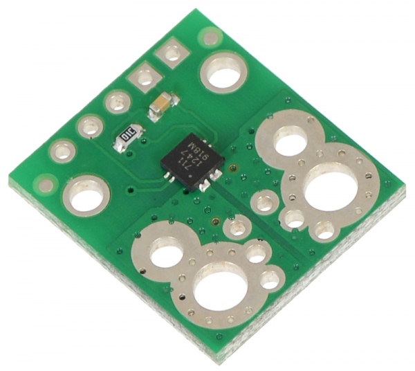 Senzor curent ACS711EX  -31A to +31A 0