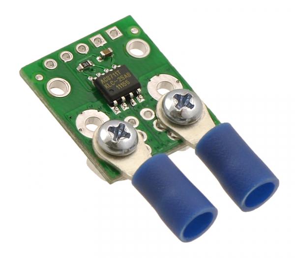 Senzor curent ACS711EX  -31A to +31A 4