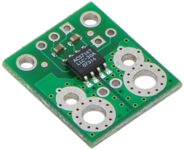 Senzor curent ACS714 -30A +30A 0
