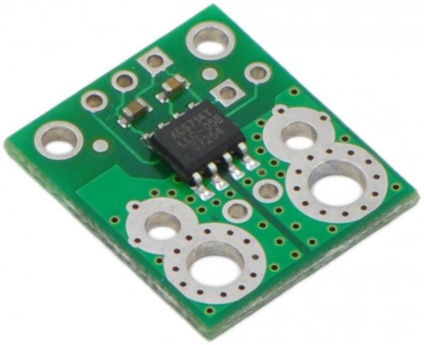 Senzor curent ACS714 - 5A + 5A 0
