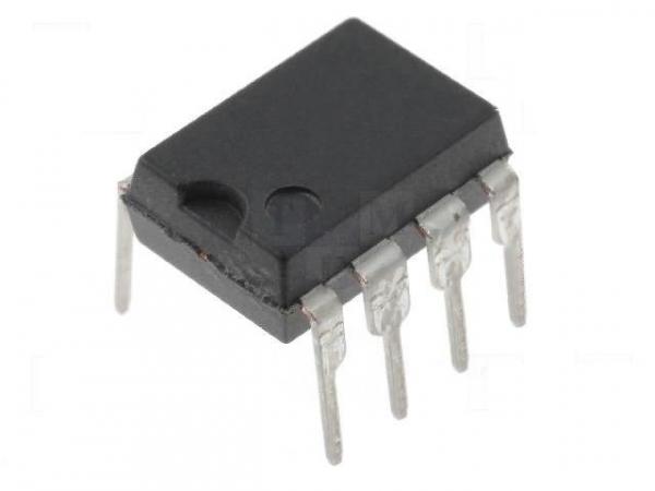 AD620ANZ - Amplificator Operational;  800kHz; 93dB; DIP8 1