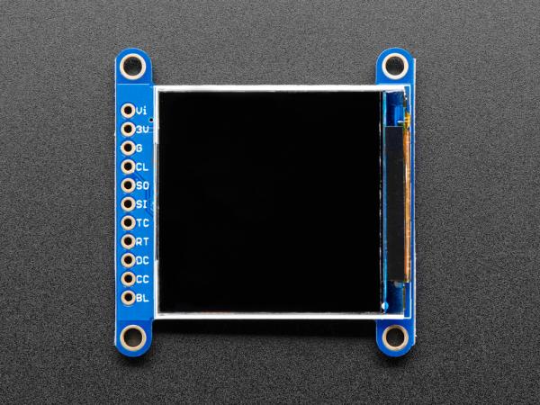 "Display TFT LCD Adafruit ST7789 de 1.54"", 240x240 pixeli,  slot microSD 0"