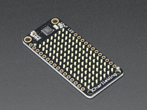 Matrice de LED-uri 15x7 pentru Platformele Feather - Alb 0