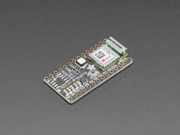 Adafruit AirLift Bitsy Add-On breakout coprocesor WiFi ESP32 [0]