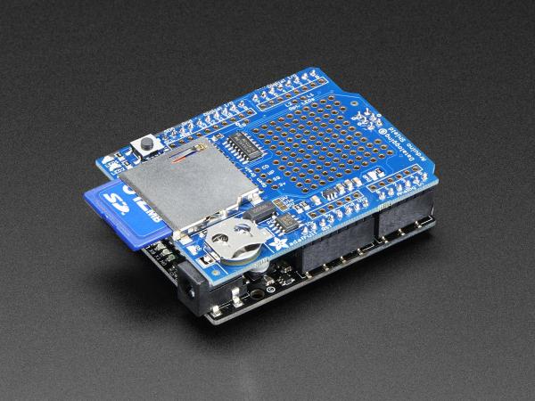 Shield DataLogger pentru Arduino 0