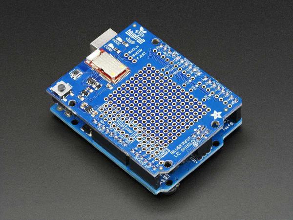 Bluefruit LE Bluetooth Shield pentru Arduino 1