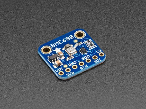 Adafruit BME680 - Temperatura, Umiditate, Presiune Gaze [0]