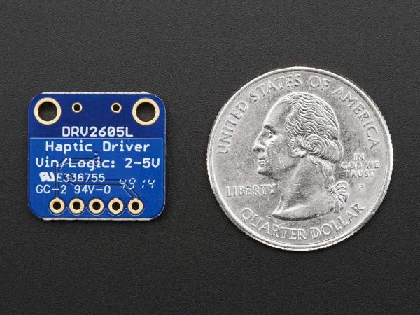 Haptic Motor Controller DRV2605L [2]